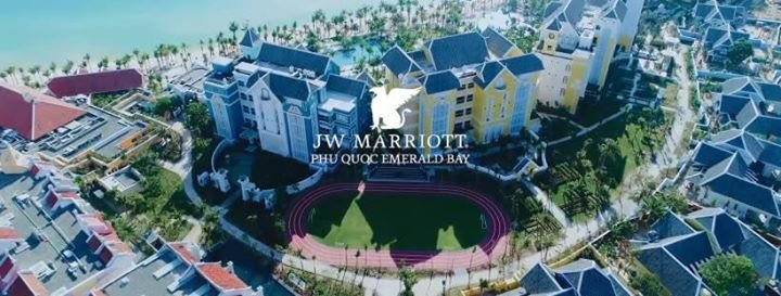 JW Marriott Phu Quoc Emerald Bay Resort & Spa cover
