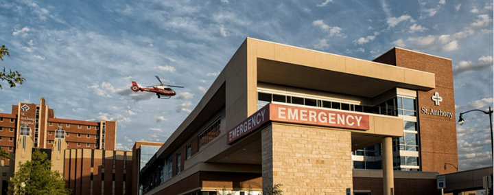 SSM Health St. Anthony Hospital cover