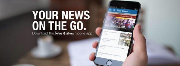 News Tribune cover