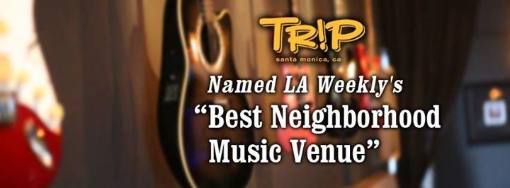 TRiP Santa Monica cover