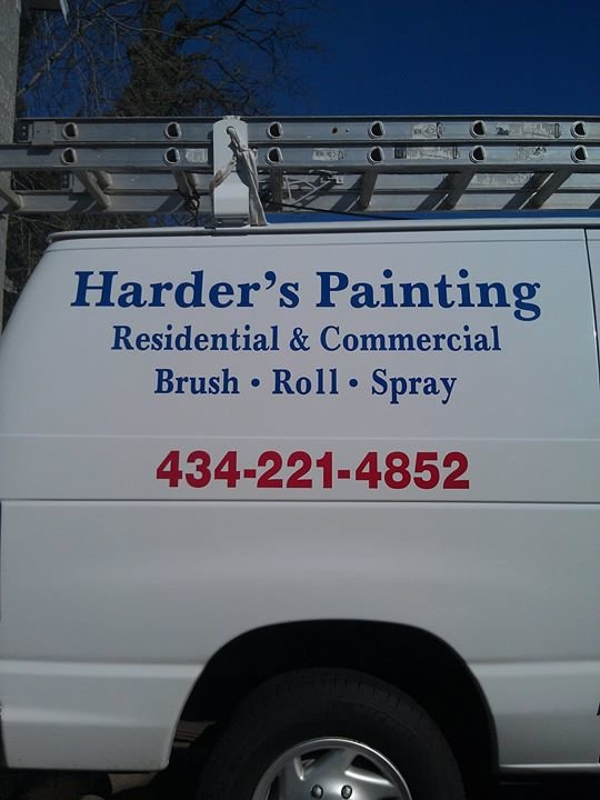 Harders painting cover