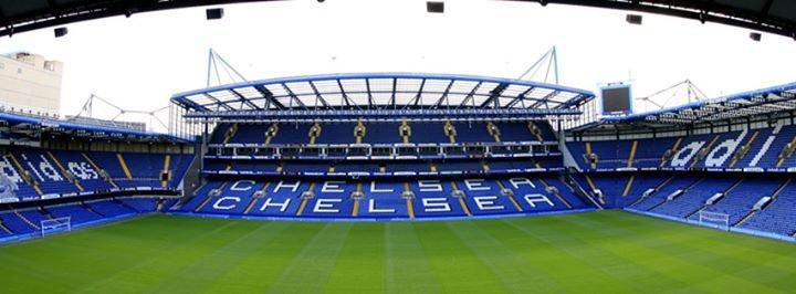 Stamford Bridge cover