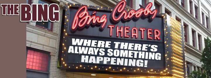 Bing Crosby Theater cover