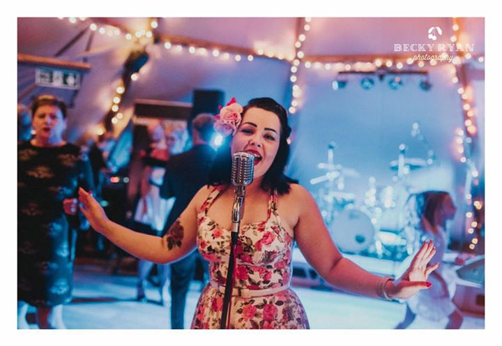 Becki Fishwick, Weddings and Events Singer cover