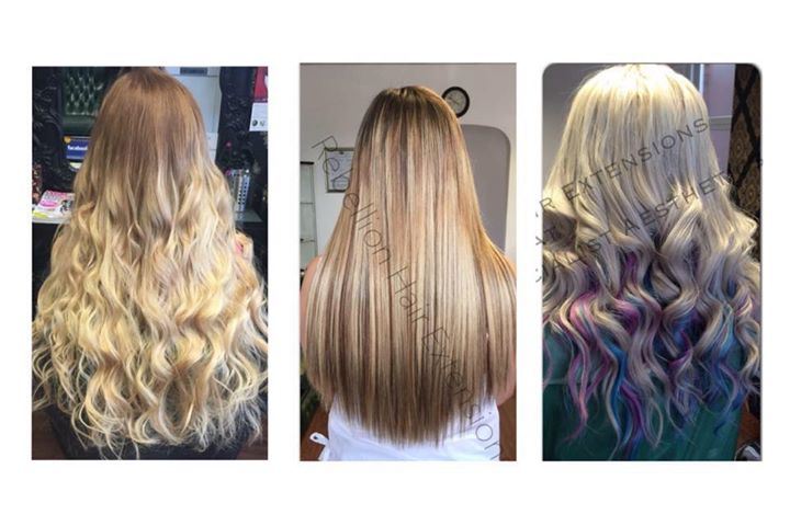 Rebellion Hair Extensions cover