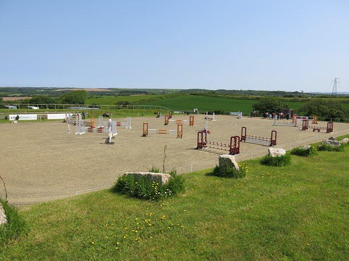 Colraine Equestrian Centre cover