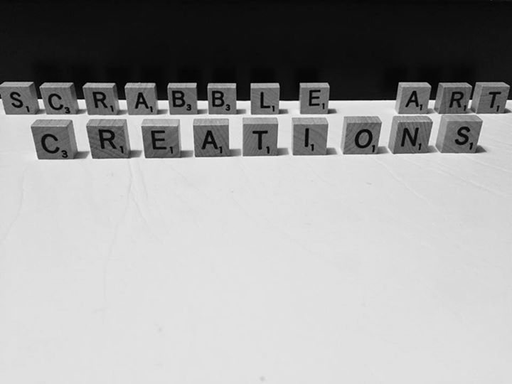 Scrabble Art Creations cover