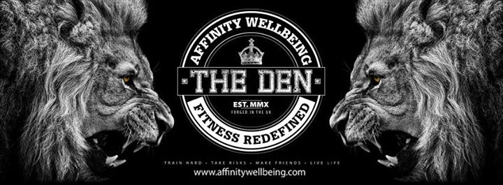 Affinity Wellbeing cover