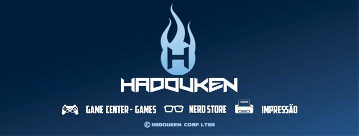 Hadouken Game Center - Lan House cover