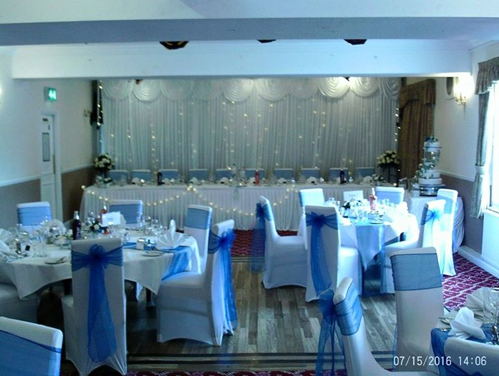 Eden Arms Hotel - Wedding Venue cover