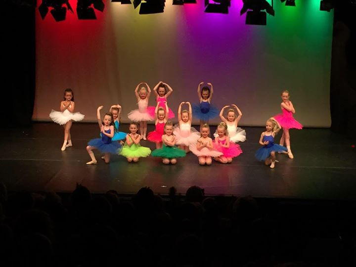 Debra Simmons School of Dance cover