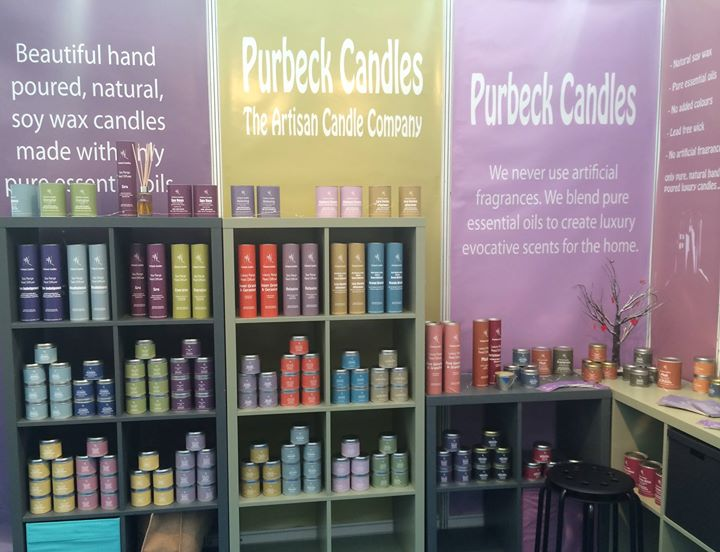 Purbeck Candles cover
