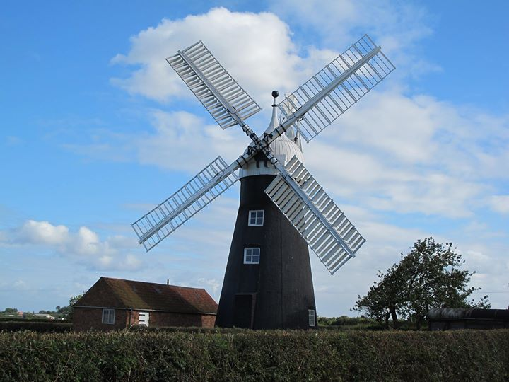 North Leverton windmill cover
