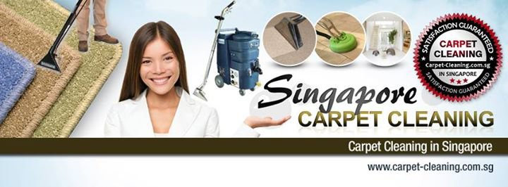 Singapore Carpet Cleaning Pte Ltd cover