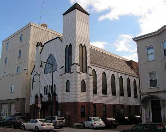Union Baptist Church cover