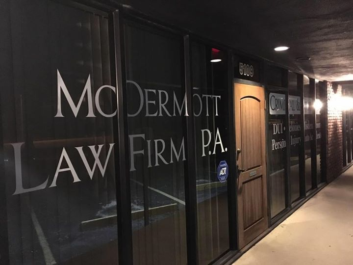 McDermott Law Firm, P.A. cover