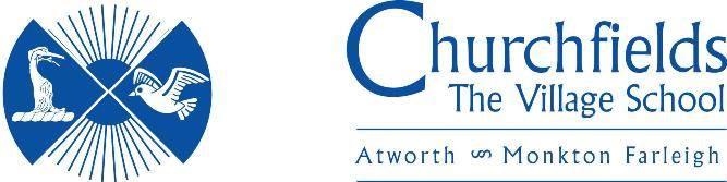 Churchfields, The Village School - Monkton Farleigh cover