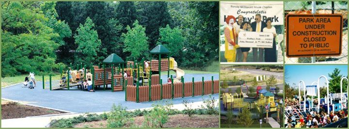 Hadley's Park cover