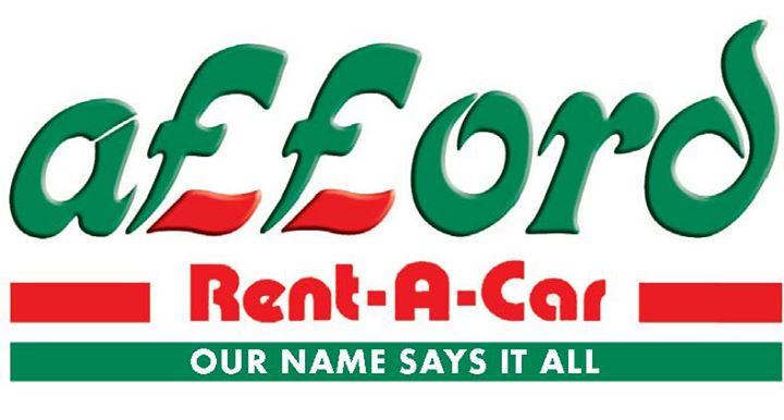 Afford Rent-a-Car  -  01782 848627 cover