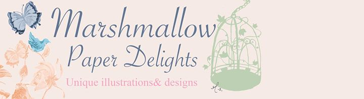 Marshmallow Paper Delights cover