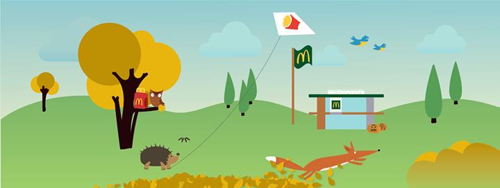 McDonald's cover