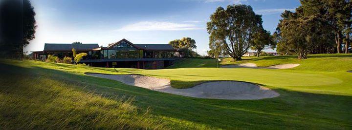 Mount Maunganui Golf Club cover