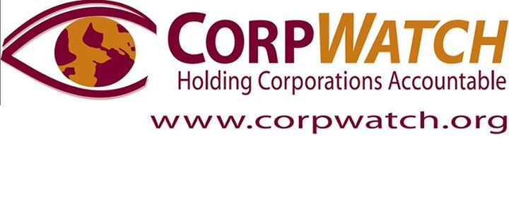 CorpWatch cover