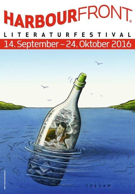 Harbour Front Literaturfestival cover