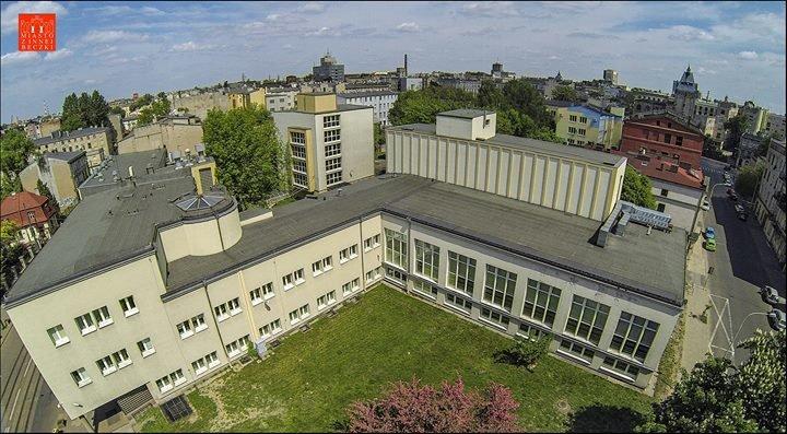 Wojewódzka Biblioteka Publiczna im. Marszałka Józefa Piłsudskiego w Łodzi cover