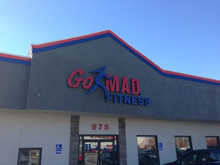 Go MAD Fitness cover