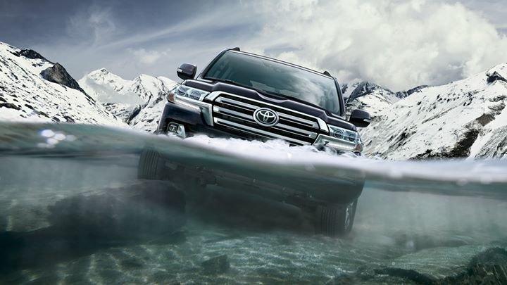 Toyota Bakı Mərkəzi cover
