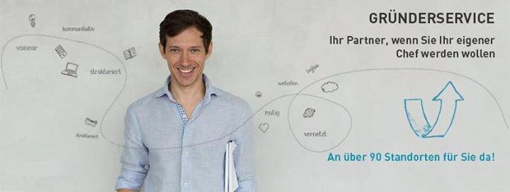 Gründerservice cover