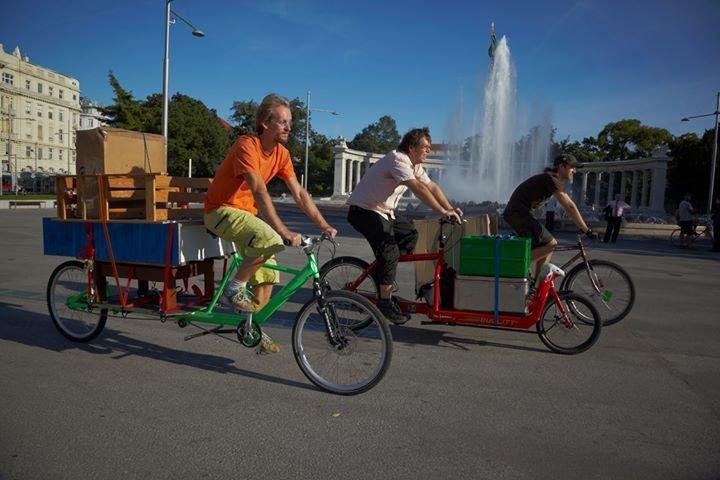 Heavy Pedals Lastenradtransport und -verkauf cover
