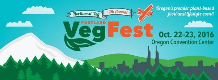 Portland VegFest cover