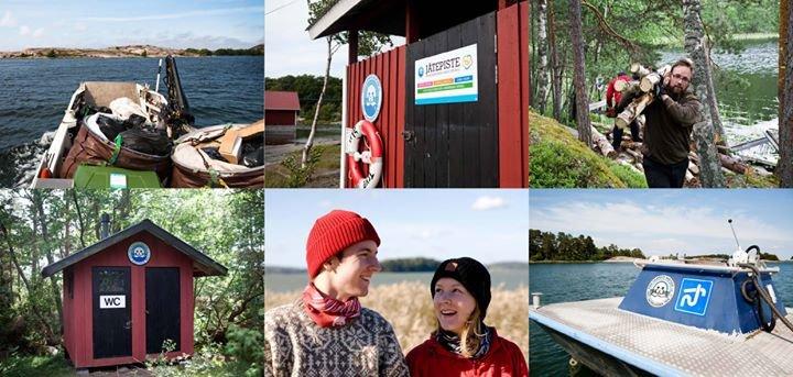 Pidä Saaristo Siistinä ry cover