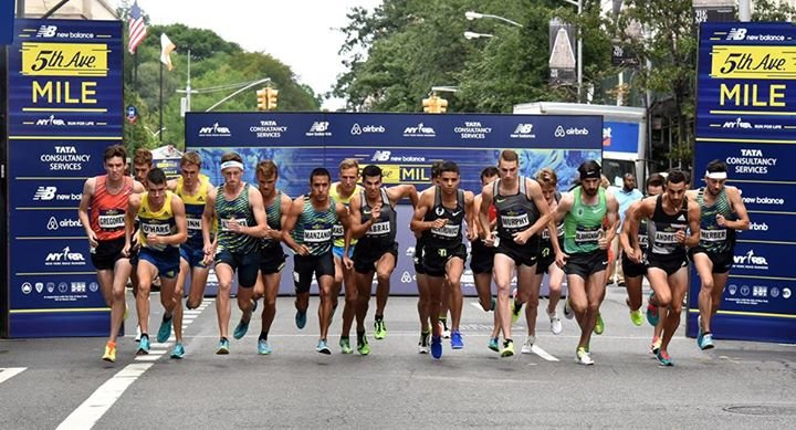 New York Road Runners (NYRR) cover