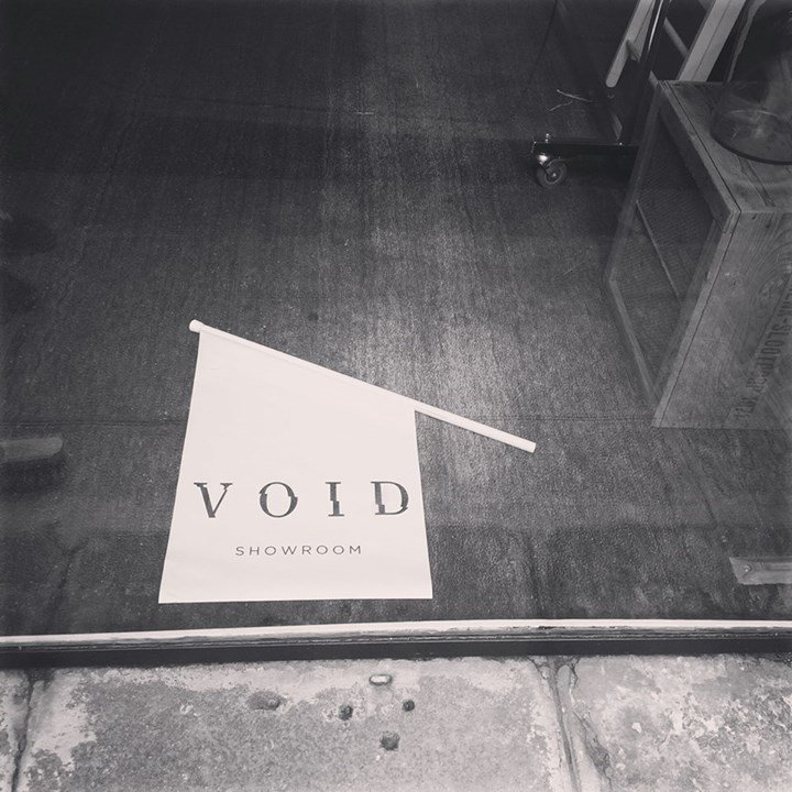 VOID Showroom cover