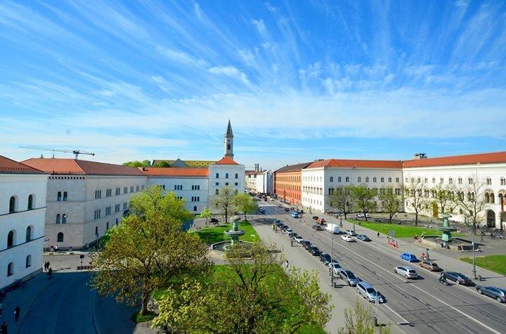 Ludwig-Maximilians-Universität München cover