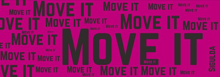 Move it, Sigulda cover
