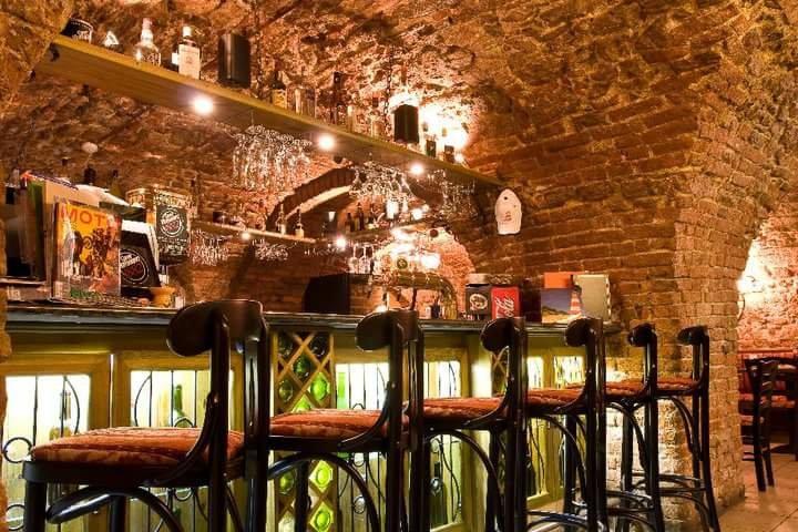 IL Patio - Old Riga /wine cellar/ cover