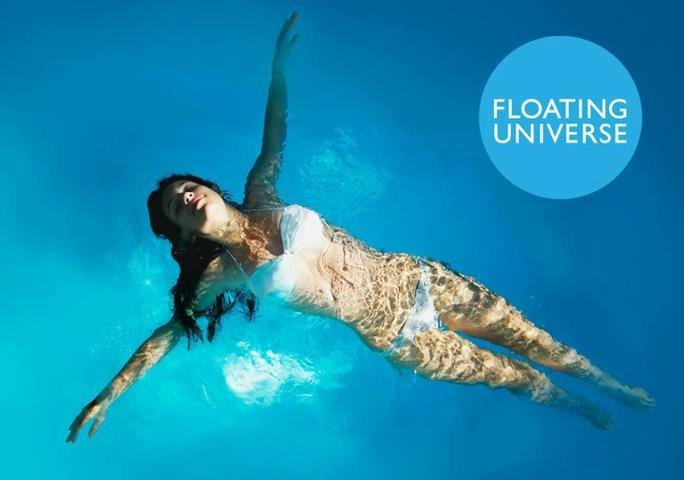 Floating Universe cover