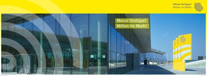 Messe Stuttgart cover