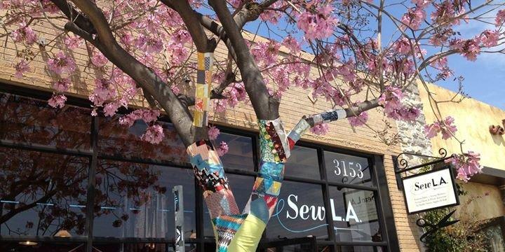 Sew L.A. cover