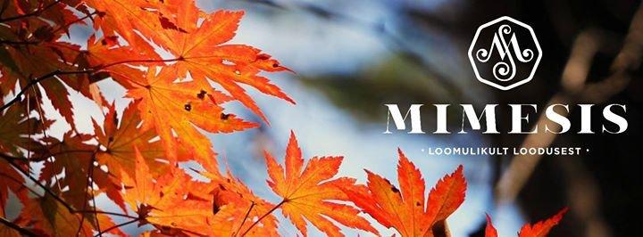 Mimesis Looduskosmeetika cover