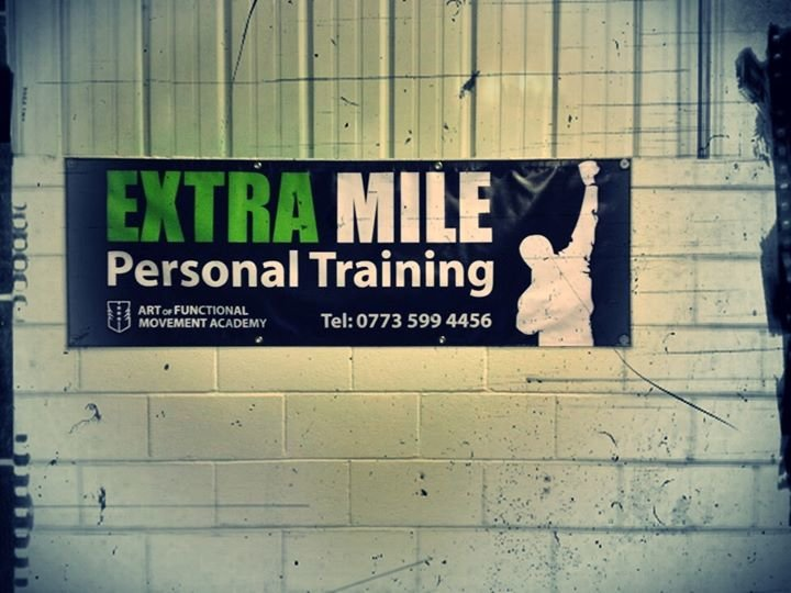 ExtraMile, Personal Training 'Art of Functional Movement Academy Tyneside' cover