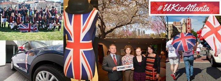 British Consulate-General, Atlanta cover