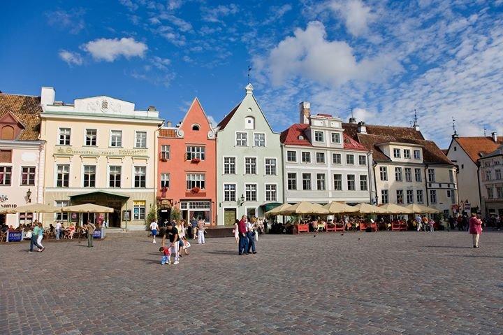 Study in Estonia cover