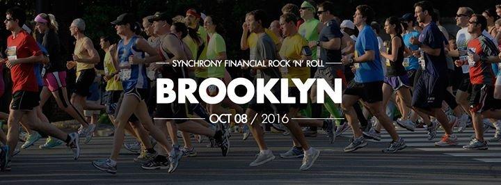 Rock 'n' Roll Brooklyn Half Marathon cover