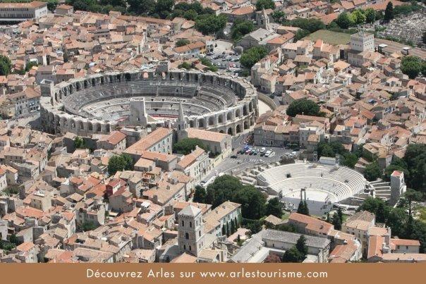 Office de Tourisme d'Arles cover