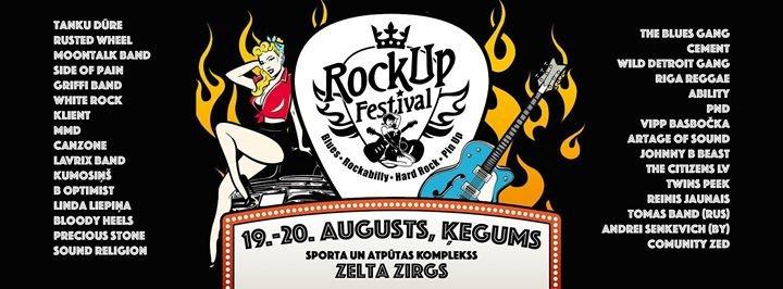 RockUp Festival cover